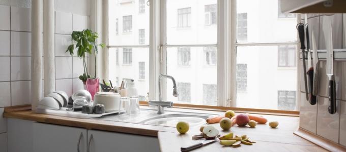 Кухня в скандинавском стиле. Секреты северного интерьера